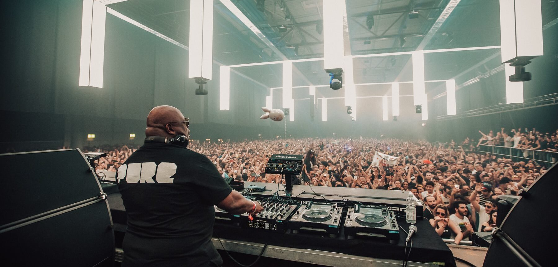 Carl Cox on Jango Records